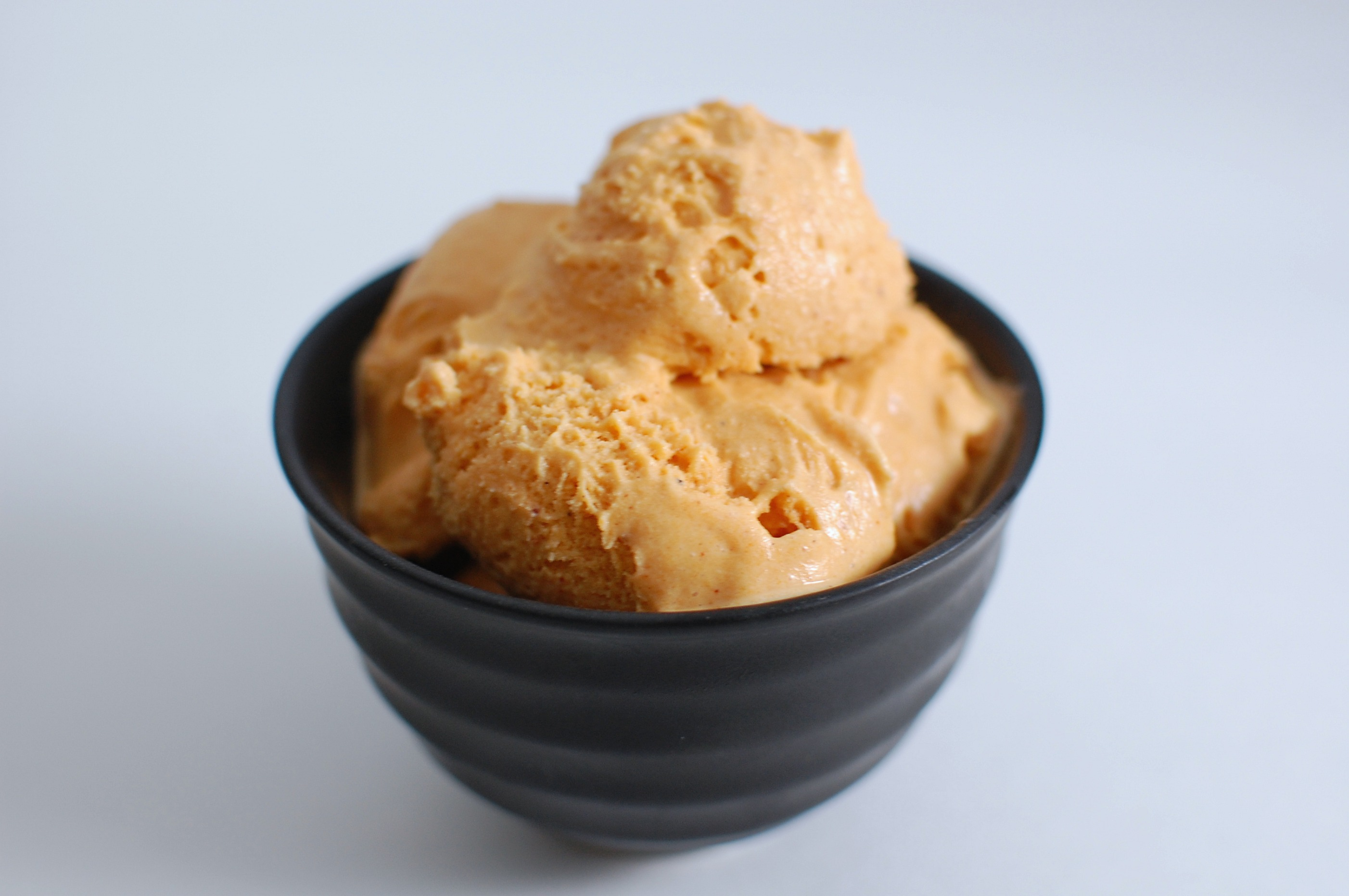 pumpkin ice cream - spabettie