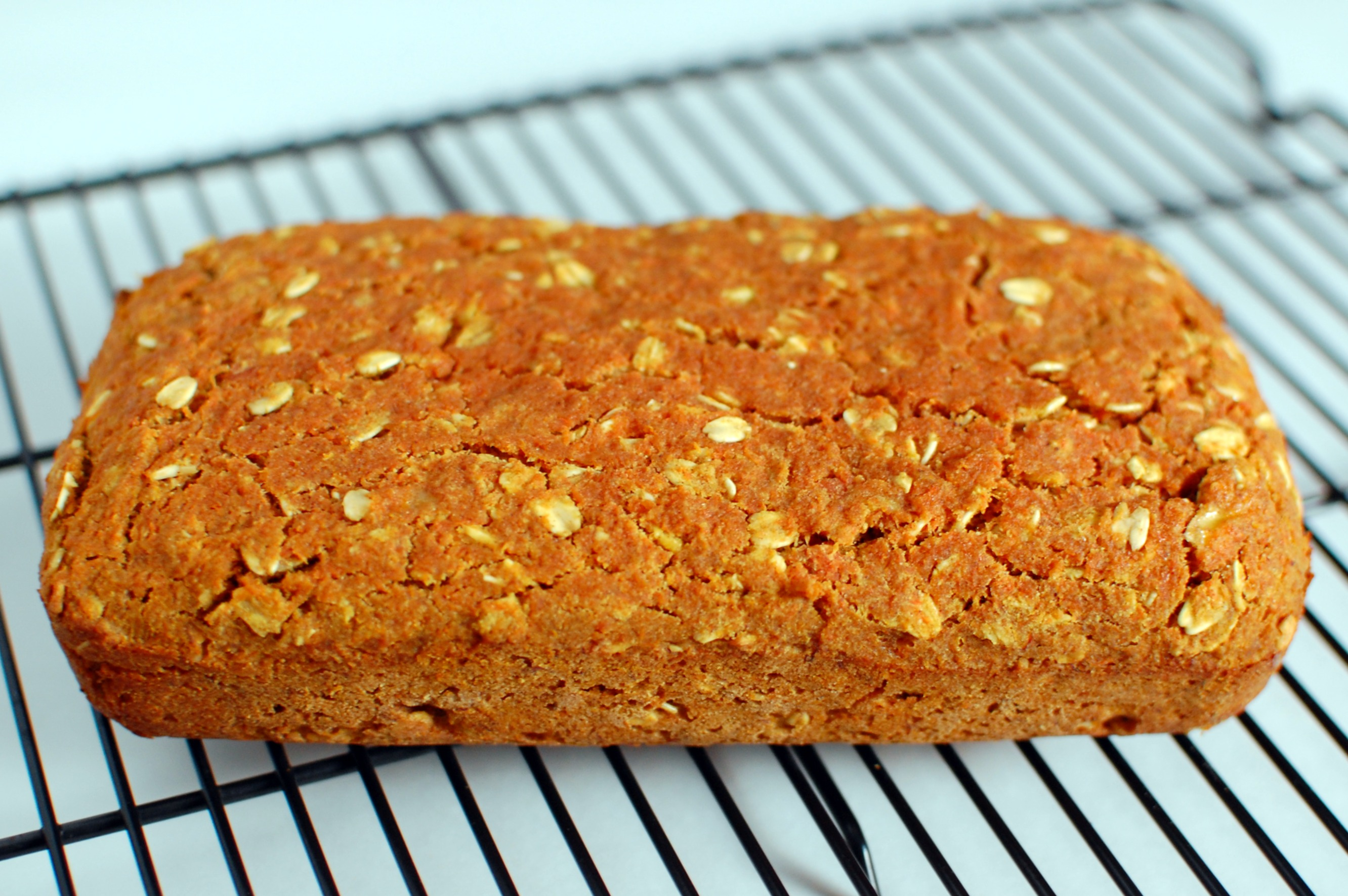 carrot bread - spabettie
